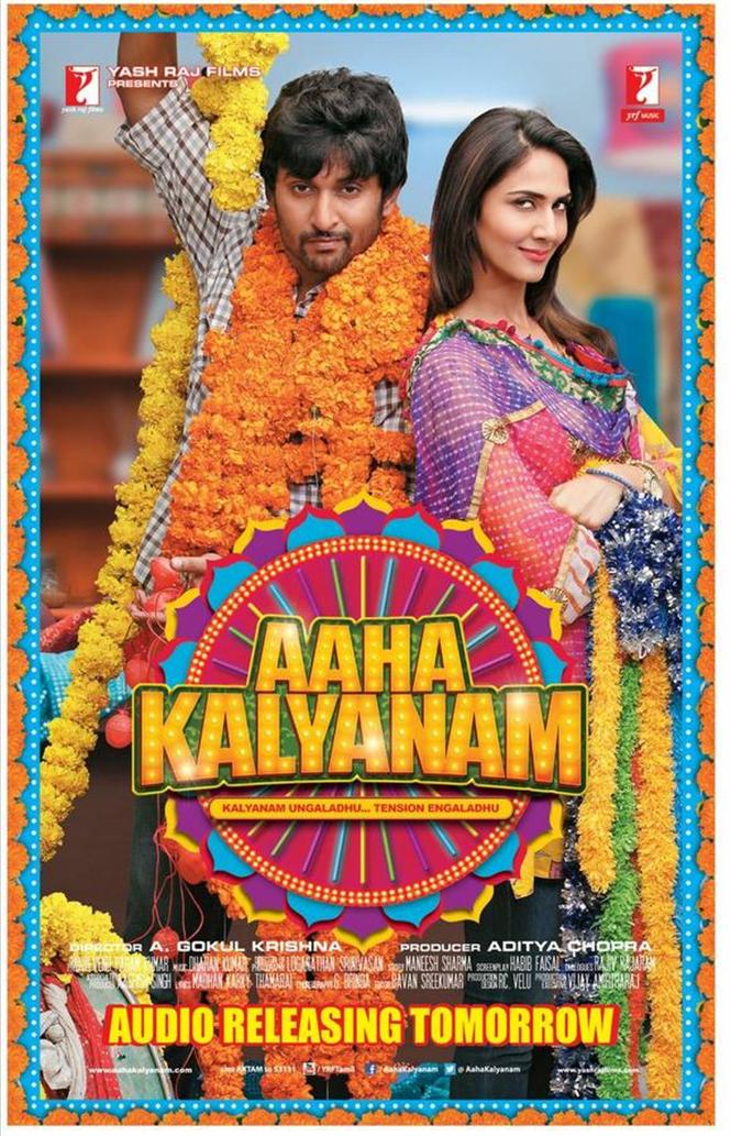 Aaha+Kalyanam+Vaani+Kapoor+Nani+Kiss+Survi+Review.jpg
