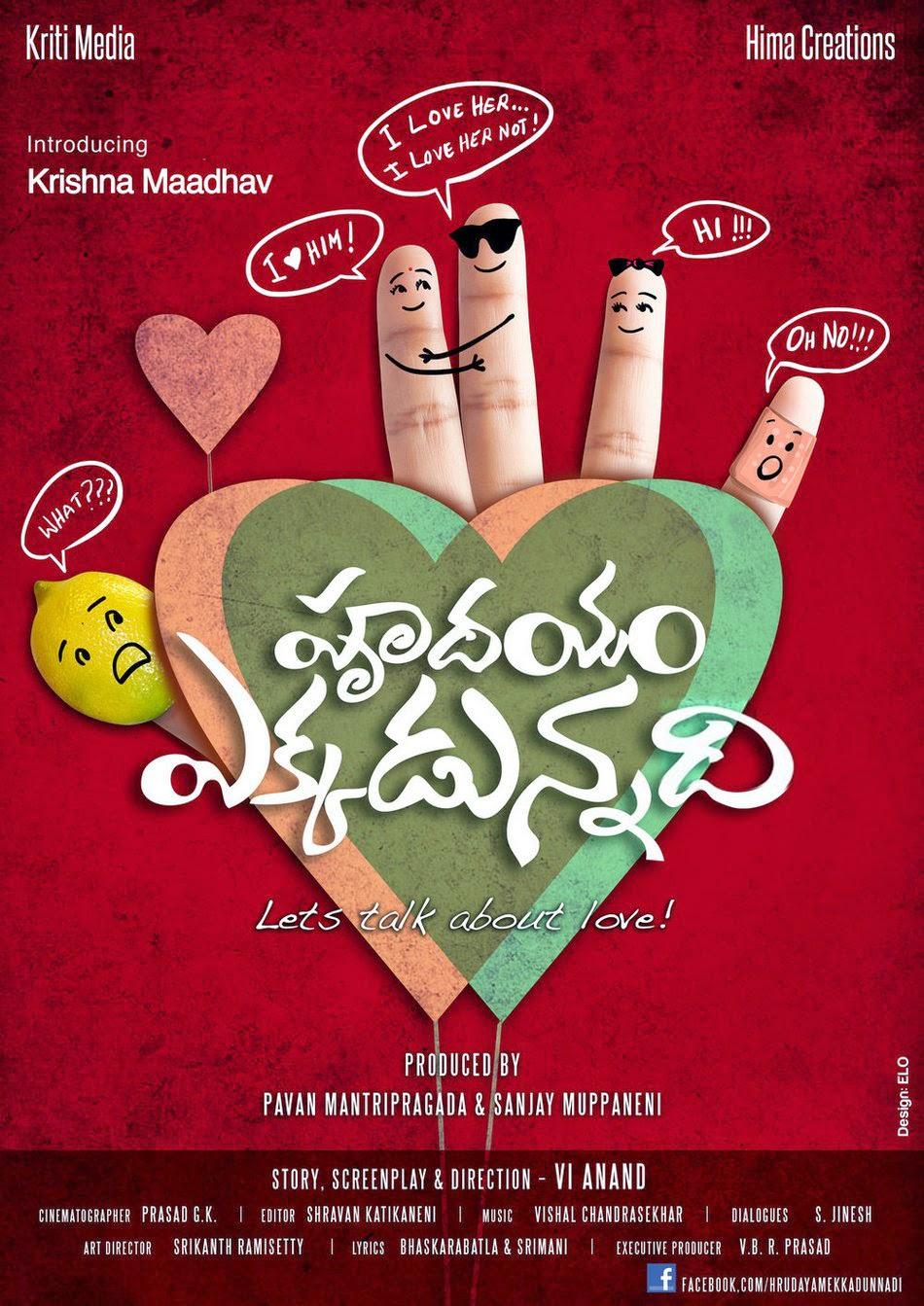 Hrudayam+Ekkadunnadi+Krishna+Maadhav+Review+Rating.jpg