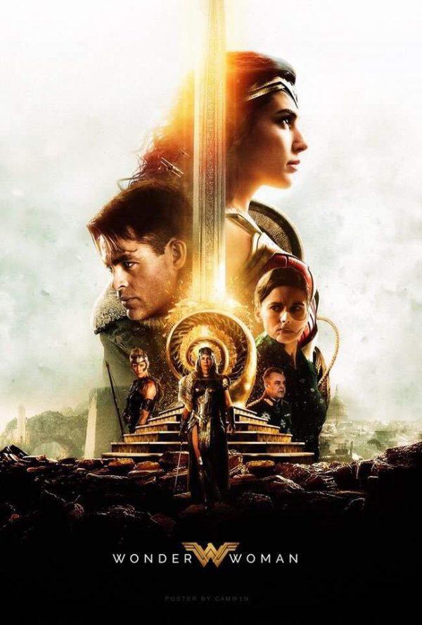 Survi Review Wonder Woman Telugu Hindi Tamil