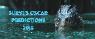 PavanSurvi OScars 2018 Predictions